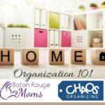 Get Organized Month – Week Three – Bedrooms