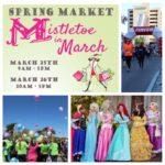 Mistletoe Market of Baton Rouge Enchanted Princess Tea Giveaway