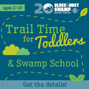 BREC Trail Time Toddler Baton Rouge