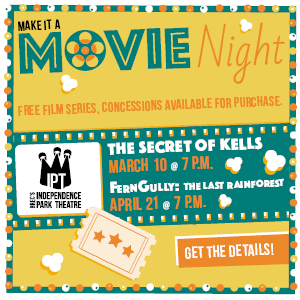 BREC Movie Night Baton Rouge