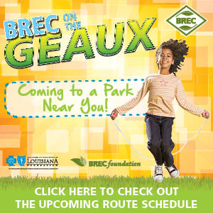 BREC on the Geauc Baton Rouge