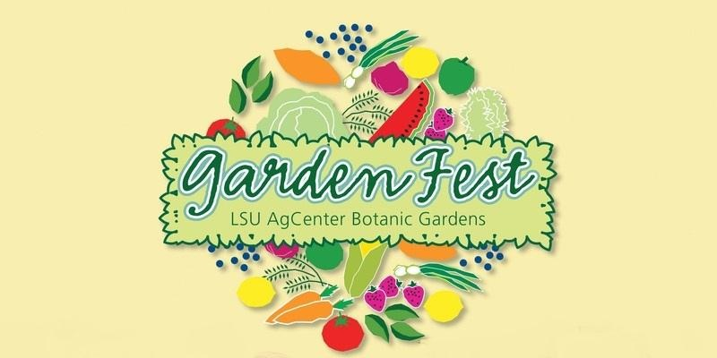 Baton Rouge Garden Fest