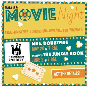 BREC Baton Rouge Movie Night