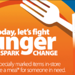 Fight Hunger. Spark Change. with Walmart and Your Local Food Bank