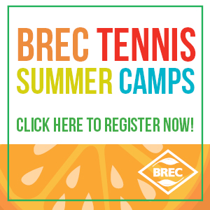 BREC Baton Rouge Tennis Camp