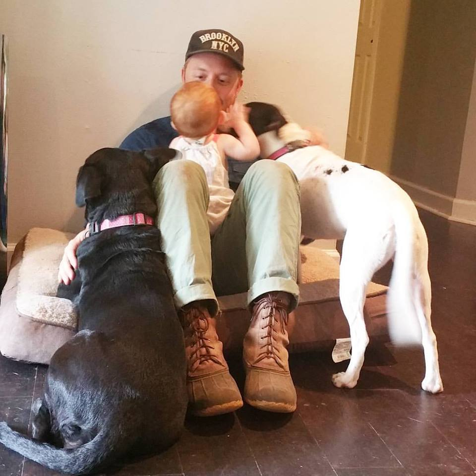 Fostering Dogs in Baton Rouge