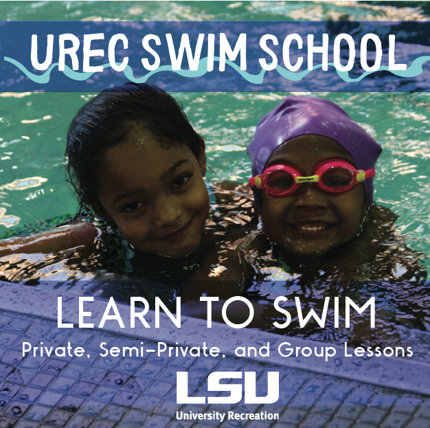 UREC Baton Rouge Swim School
