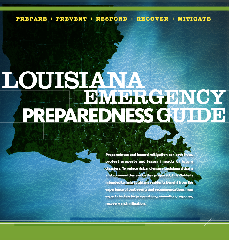 Louisiana Emergency Preparedness Guide