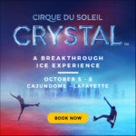 Cirque du Soleil Crystal –  A breakthrough ice experience. – Giveaway