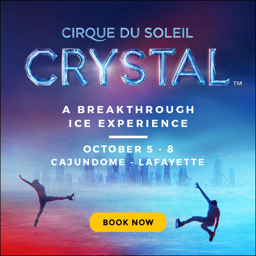 Cirque du Soleil Crystal - A breakthrough ice experience.