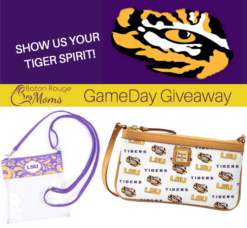 LSU Football GameDay Giveaway