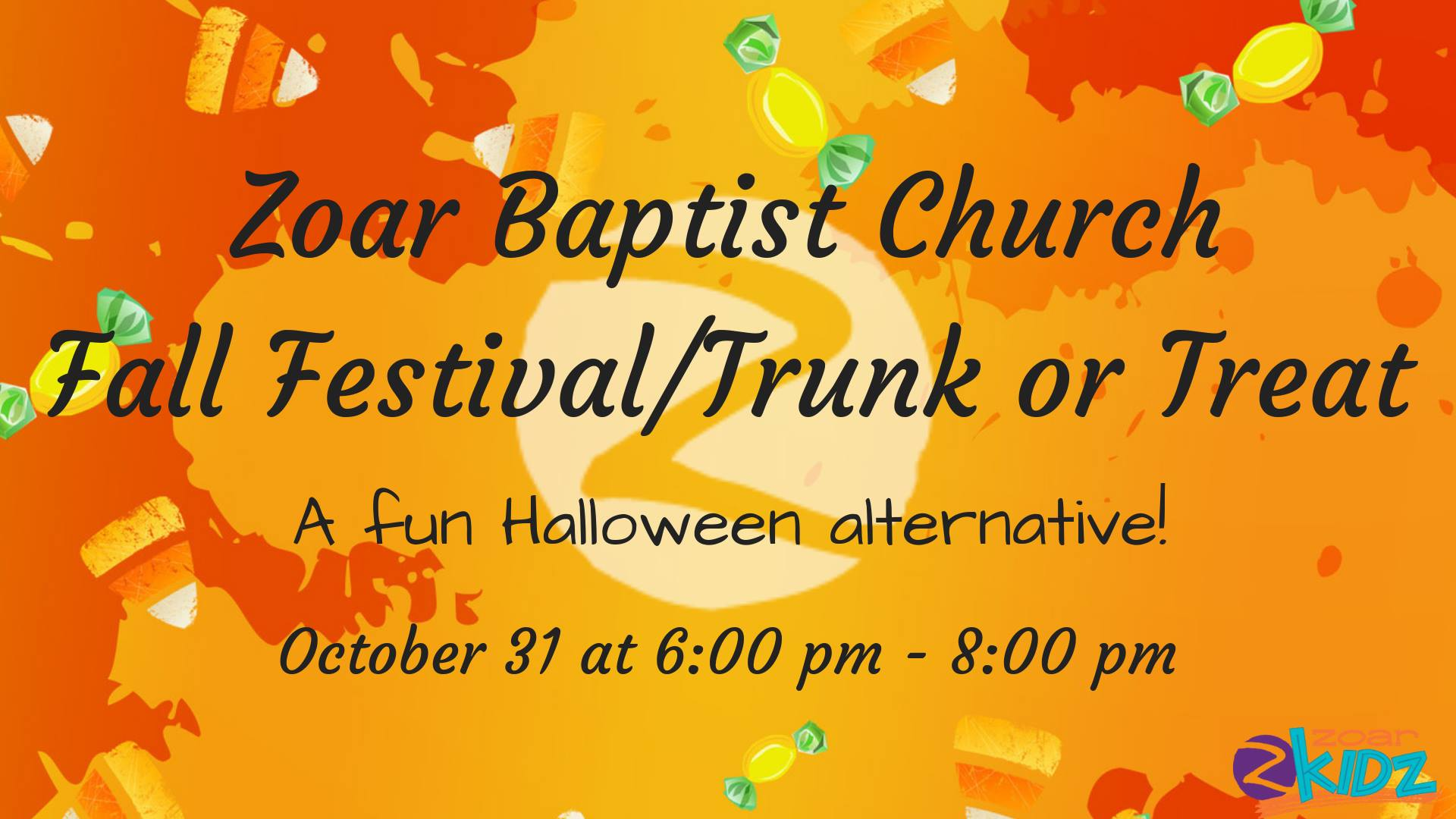 Baton Rouge Trick or Treat