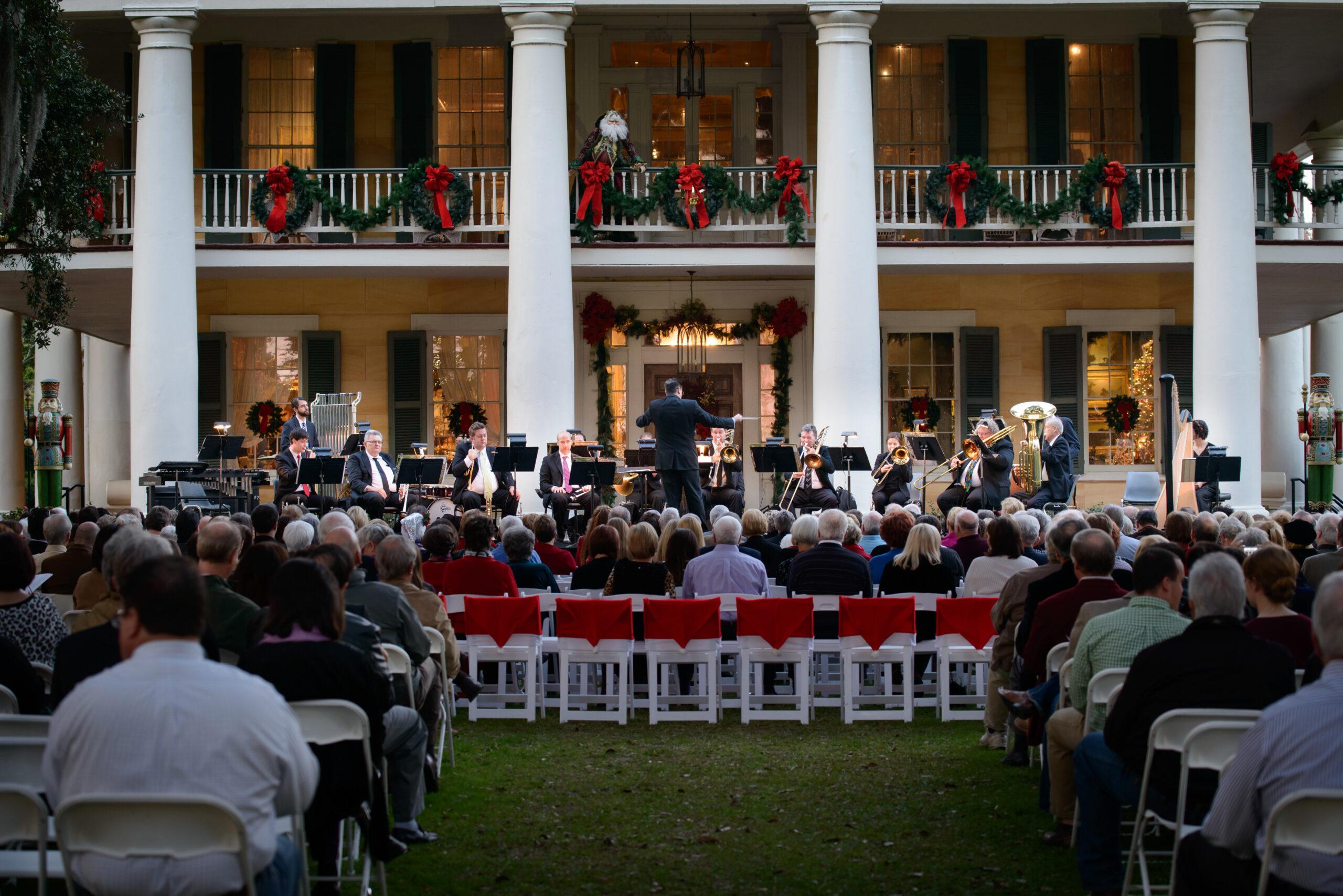 Holiday Brass – Houmas House Plantation