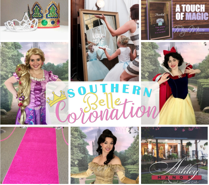Southern Belle Coronation