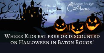 Kids eat free in baton rouge