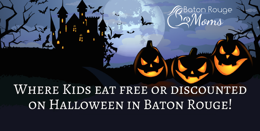 Kids eat free in baton rouge