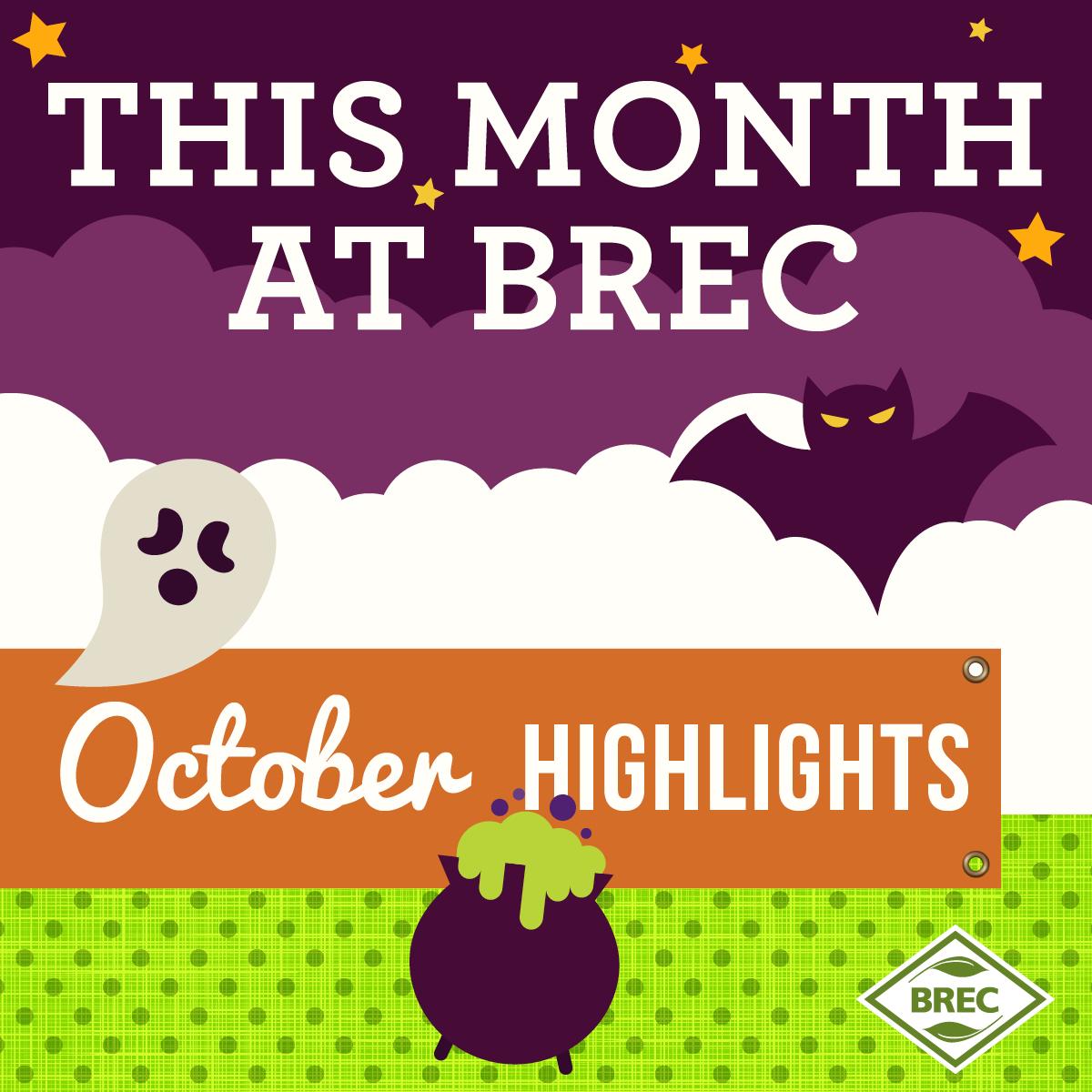 BREC Halloween Baton Rouge
