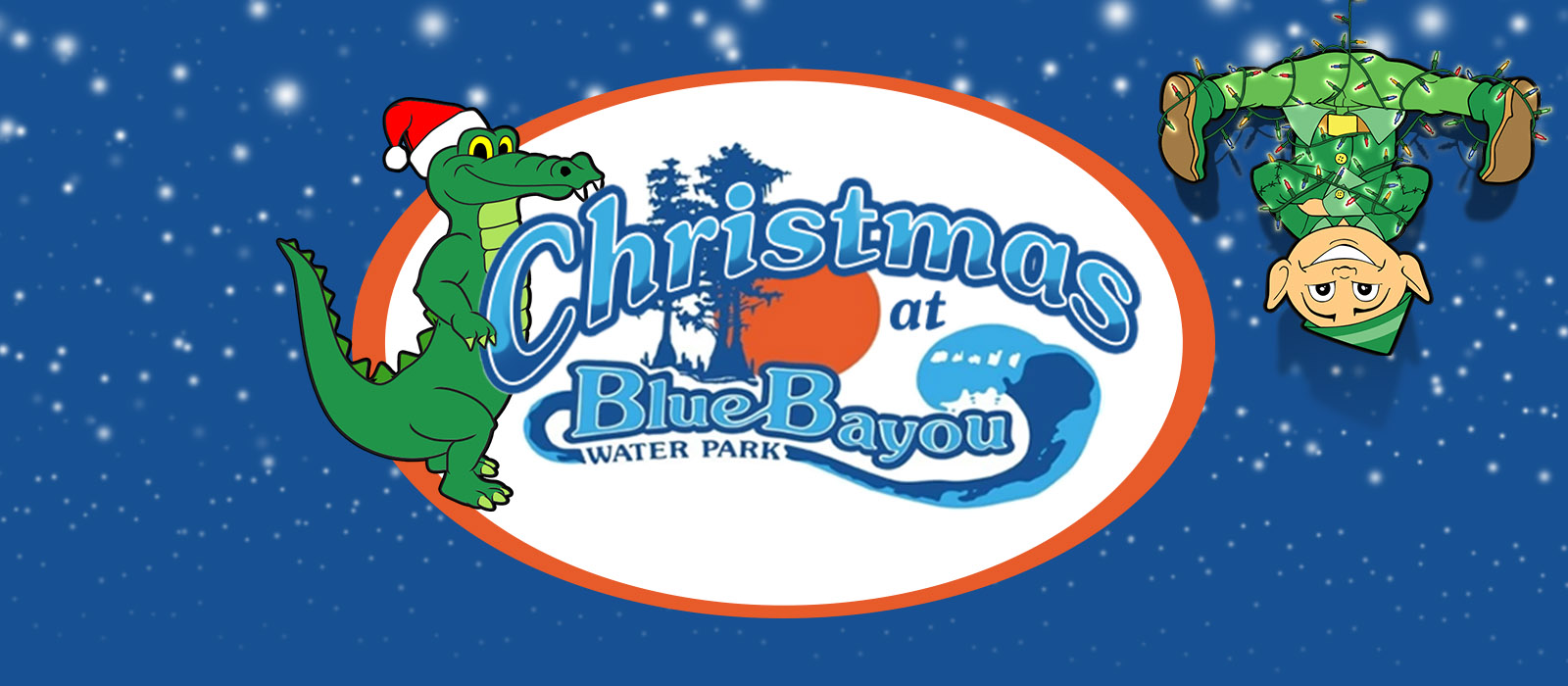 Christmas at Blue Bayou—Drive Thru Light Show