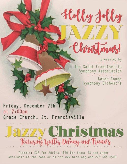 Baton Rouge Symphony Christmas