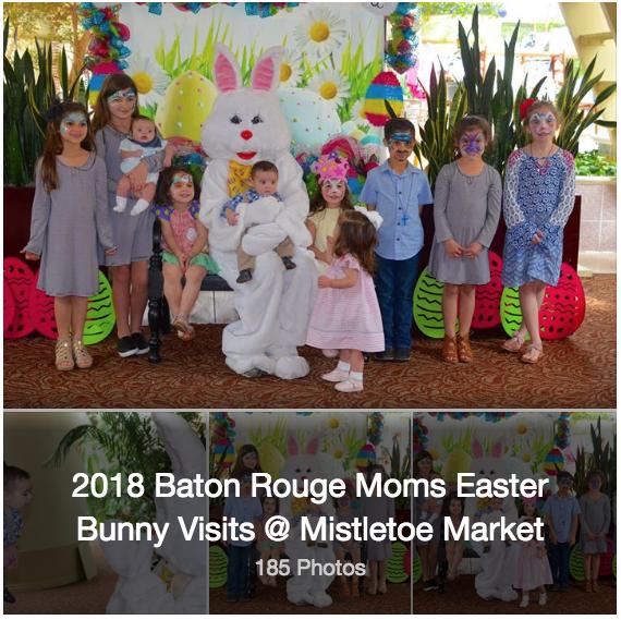 Baton Rouge Moms Easter Egg Bunny Hunt