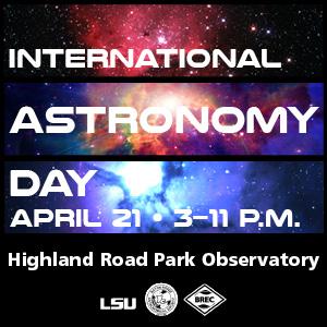 Baton Rouge Highland Road Park Observatory