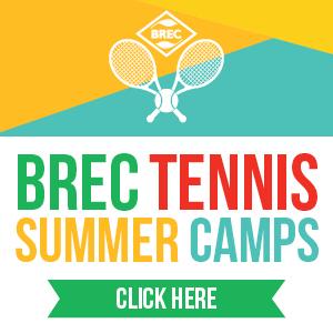 BREC Tennis Lessons
