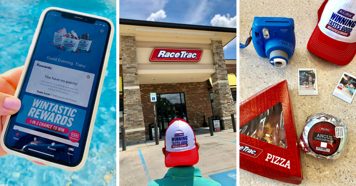 RaceTrac Wintastic Summer Rewards