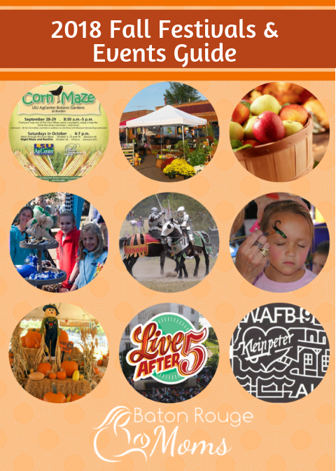 Family Friendly Fall Events