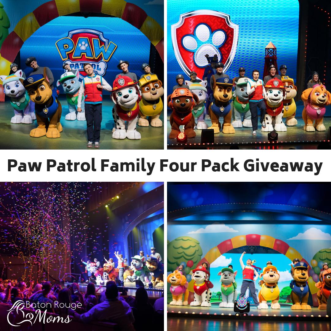 PAW Patrol Live! Baton Rouge