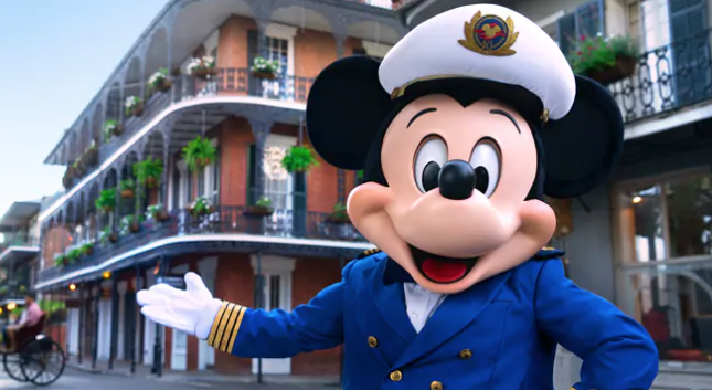Disney Cruise Line New Orleans