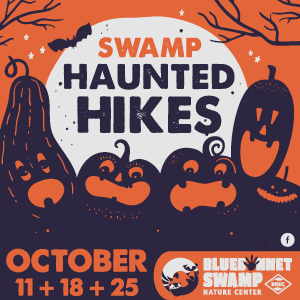 Baton Rouge Haunted Hikes