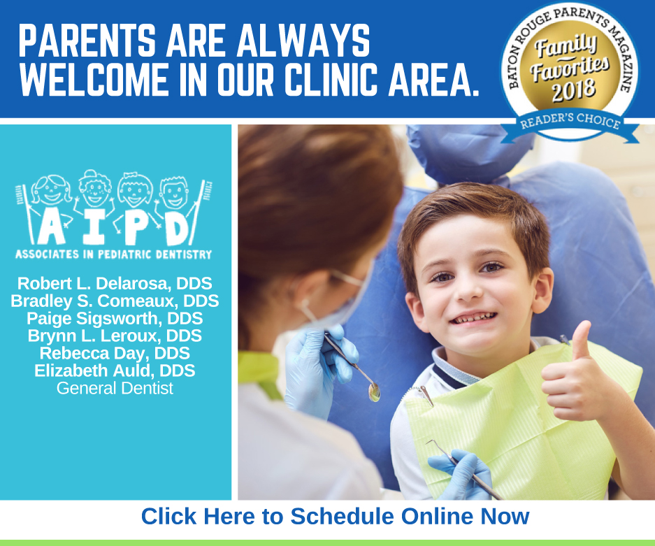 Baton Rouge Pediatric Dentist