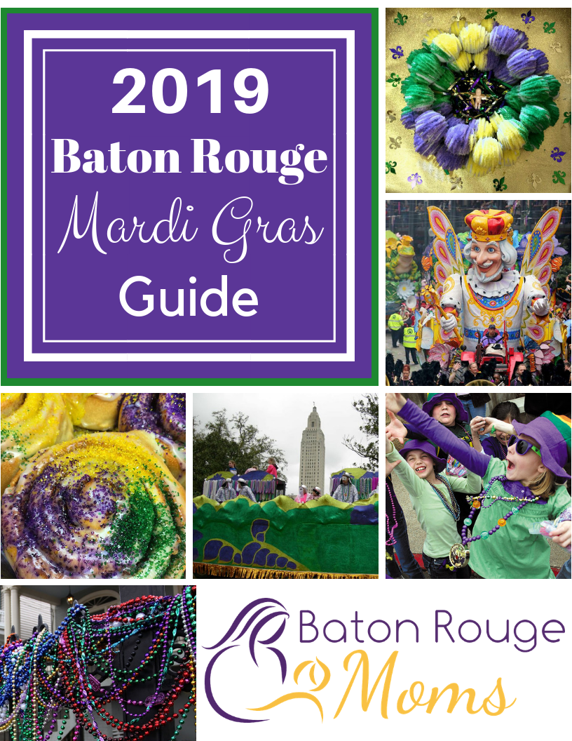 Baton Rouge Family Friendly Mardi Gras