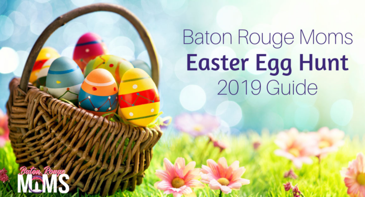 Baton Rouge Easter Egg Hunt Guide