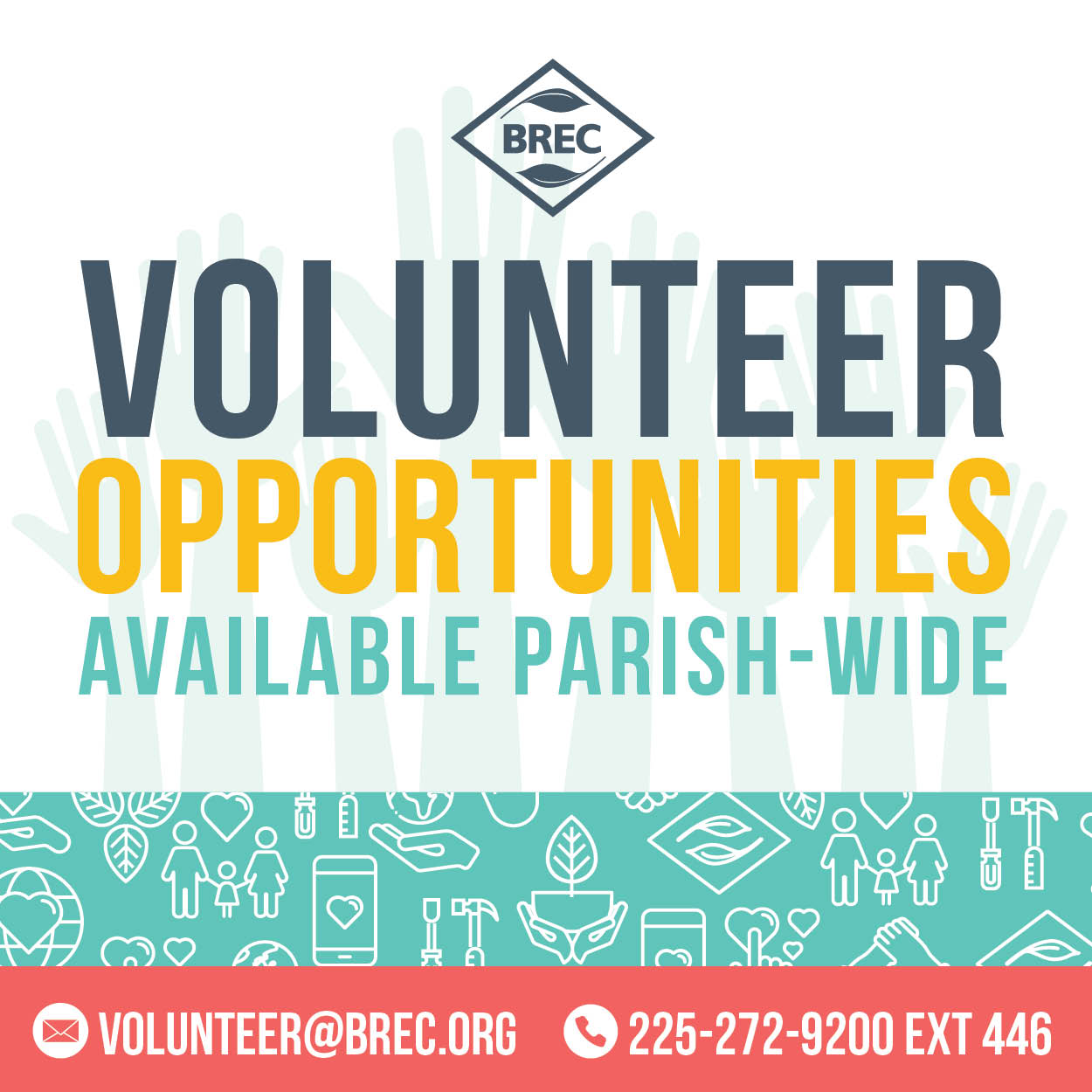 Baton Rouge Family Volunteer