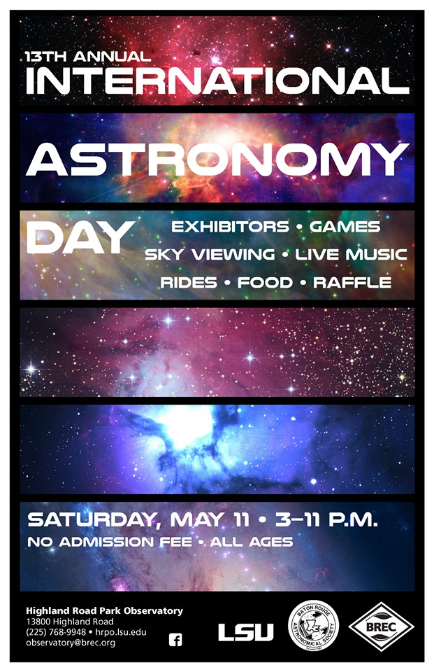 INTERNATIONAL ASTRONOMY DAY