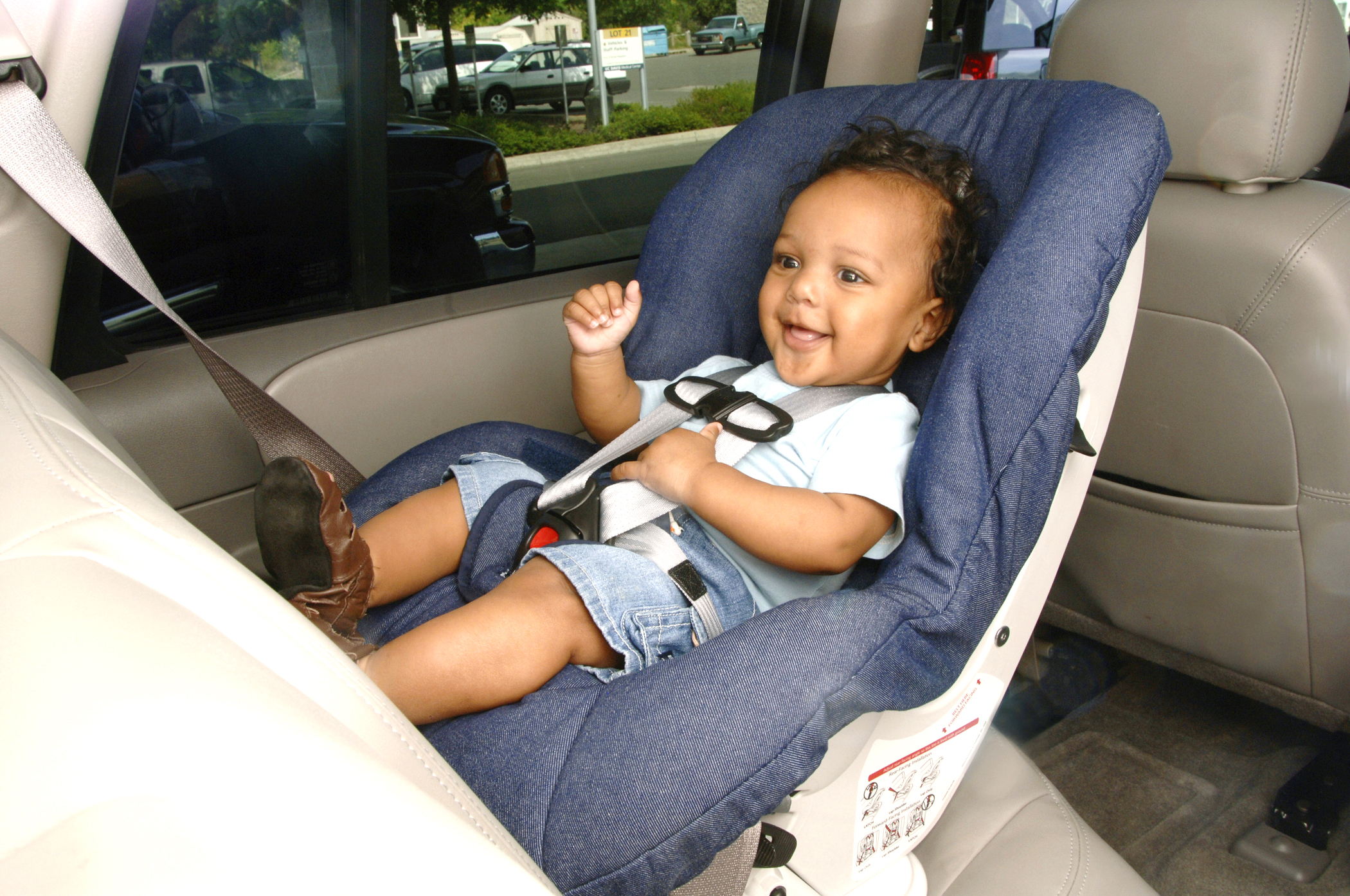 Louisiana Child Safety Seat