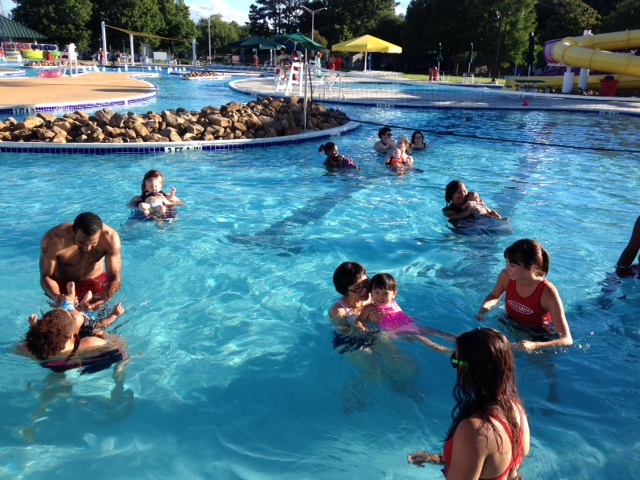 LIBERTY LAGOON SWIM LESSONS
