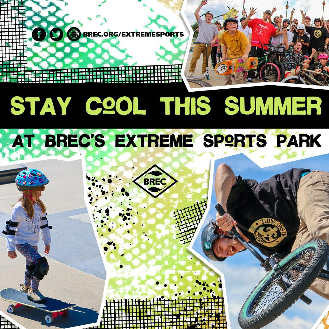 Extreme Baton Rouge Summer