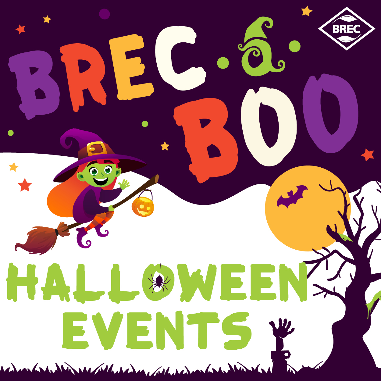 Baton Rouge Halloween events