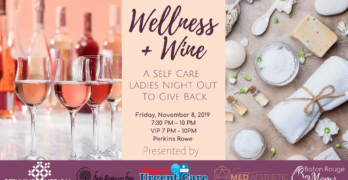 Wellness + Wine Self Care Ladies Night Out