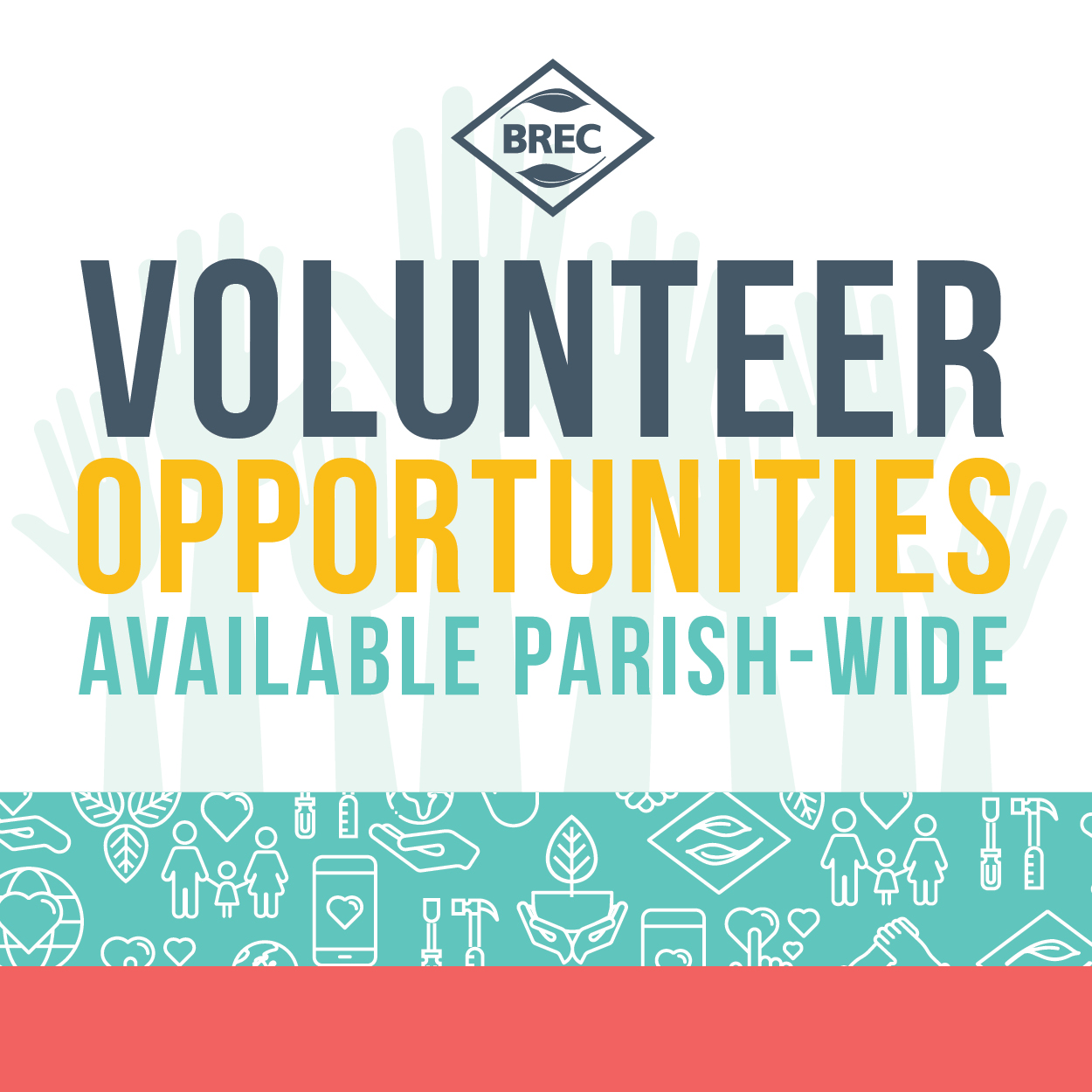 BREC BAton Rouge Volunteer
