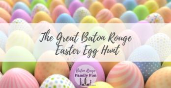 Baton Rouge Egg Hunt