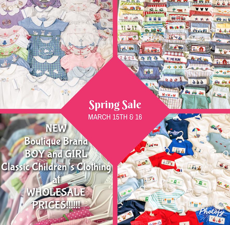 Posh Petites Warehouse Sale