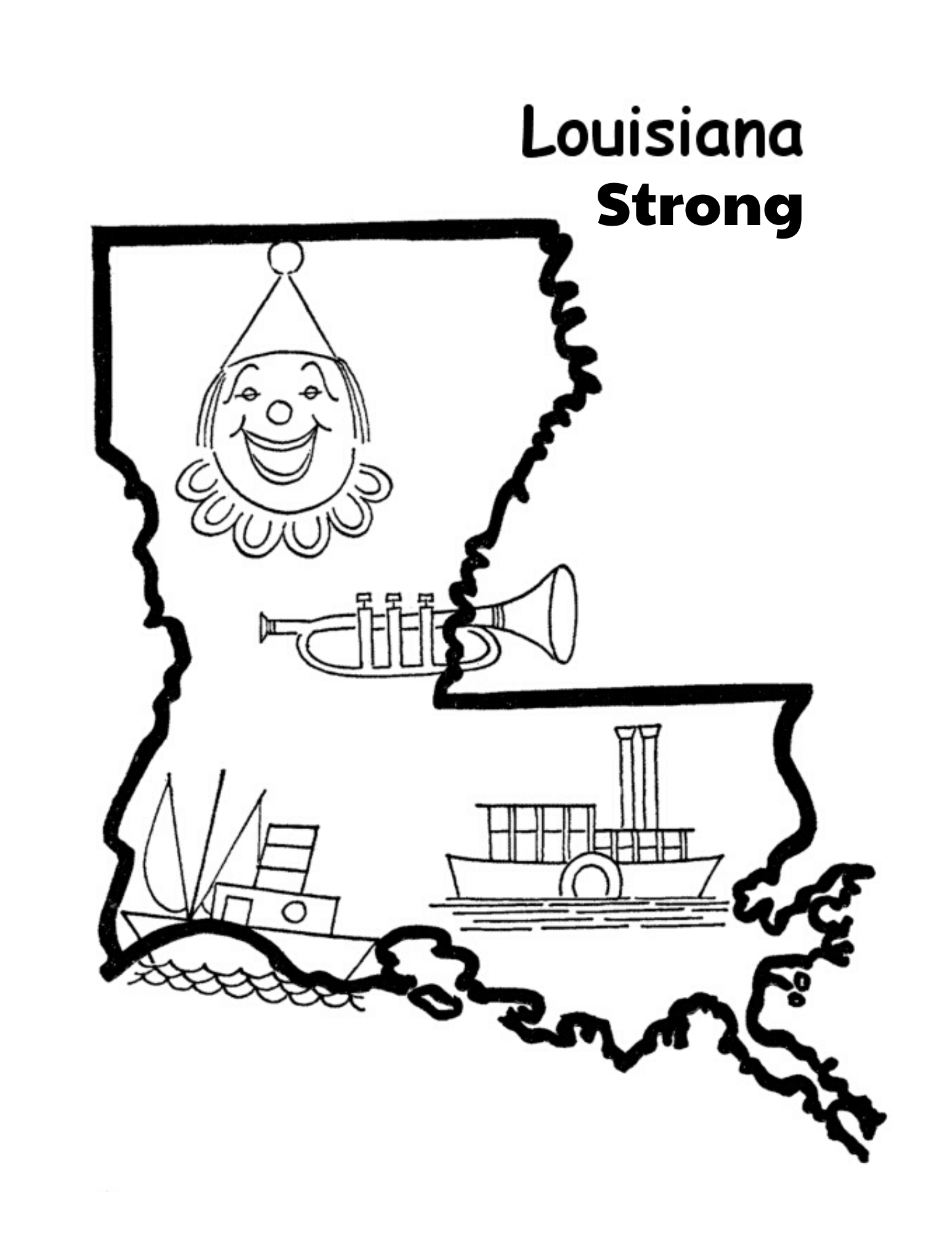 Louisiana Boot Trail